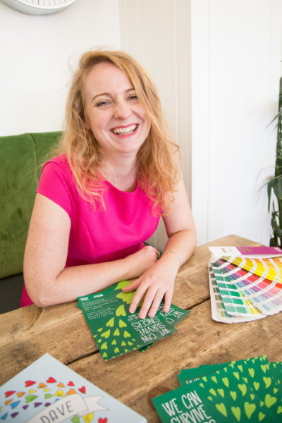 Image of Steph Cronin who provides marketing advice for small business at Black Bee Creative